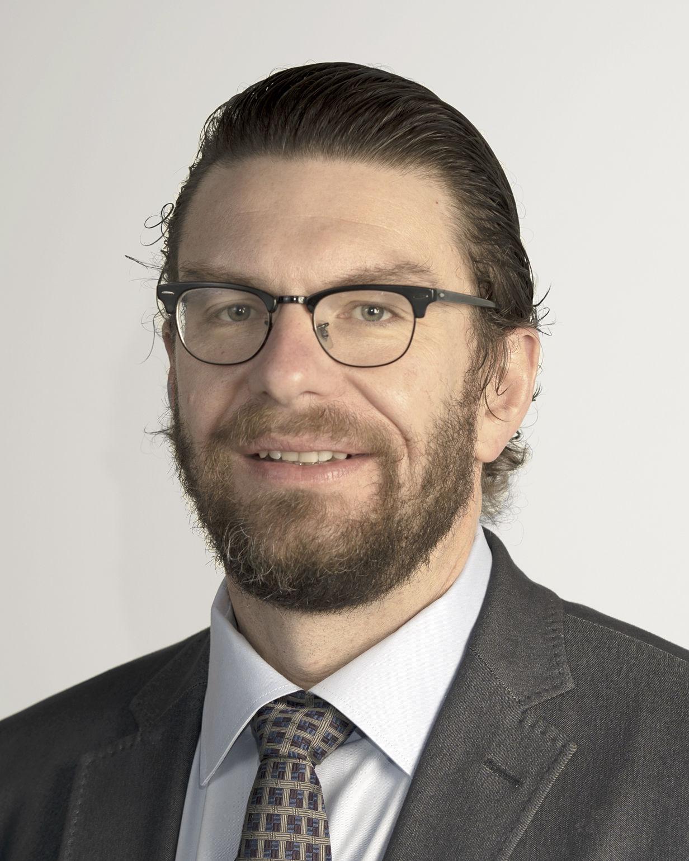 Headshot image for Dr. John G. Fahrbach, IV