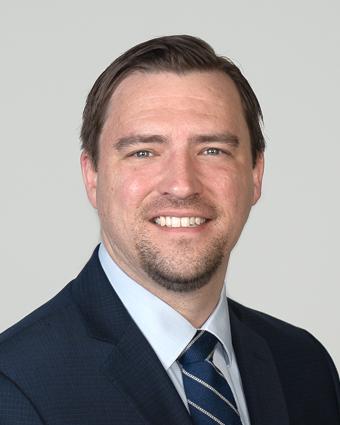 Headshot image for Dr. Jonathan P. Riley