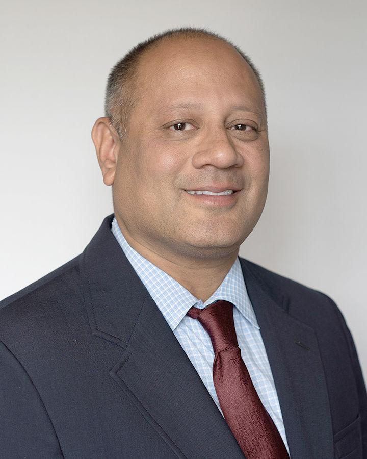 Headshot image for Dr. Jafar W. Siddiqui