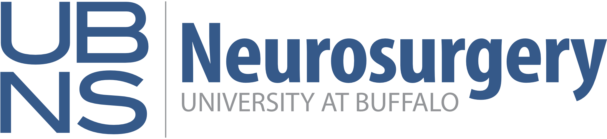 University At Buffalo Neurosurgery Logo