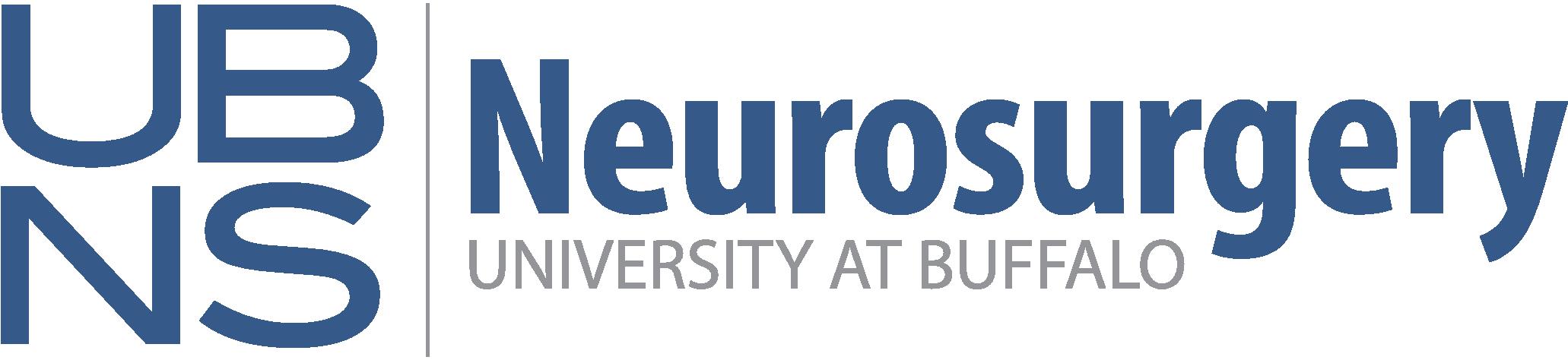 University At Buffalo Neurosurgery Logo