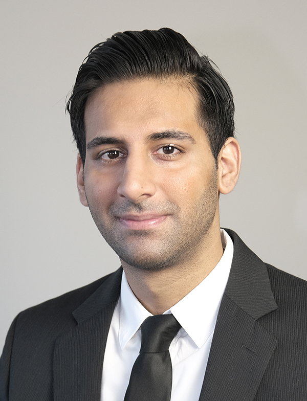 Headshot image for Dr. Irfan M. Elahi